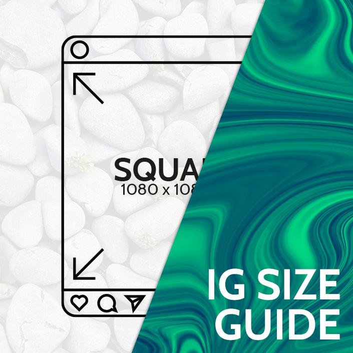 Instagram Size Guide 2020
